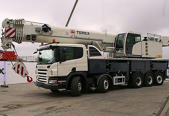 TEREX - CH 3160